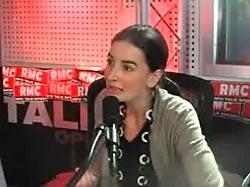 Agnès Verdier-Molinié dans les Grandes Gueules sur RMC le 19 avril 2011