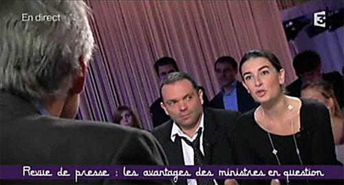 Agnès Verdier dans Ce soir ou jamais