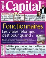 Capital, n° 233 : dossier spécial Fonctionnaires