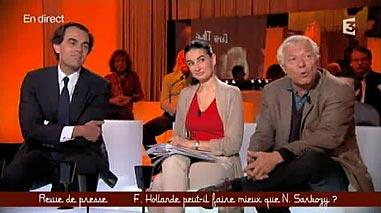 Agnès Verdier-Molinié (Fondation iFRAP) dans l'émission Ce soir (ou jamais !)