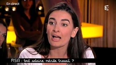 Ce soir ou jamais, 11 mai 2011, avec Agnès Verdier-Molinié