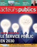 Couverture Acteurs publics :