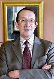 Le sociologue François Dupuy