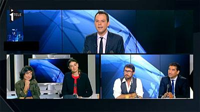 iTELE : débat du 20 septembre 2012 avec Agnès Verdier-Molinié