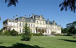 Château Bourran à Mérignac, siège administratif de l'IUFM d'Aquitaine
