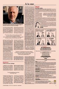 Le nouvel économiste du 13 janvier 2011