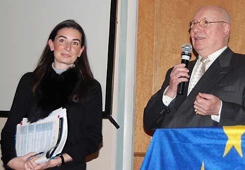 Gilles Crochet et Agnès Verdier-Molinié