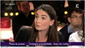 Agnès Verdier Molinié (Fondation iFRAP) chez Taddeï