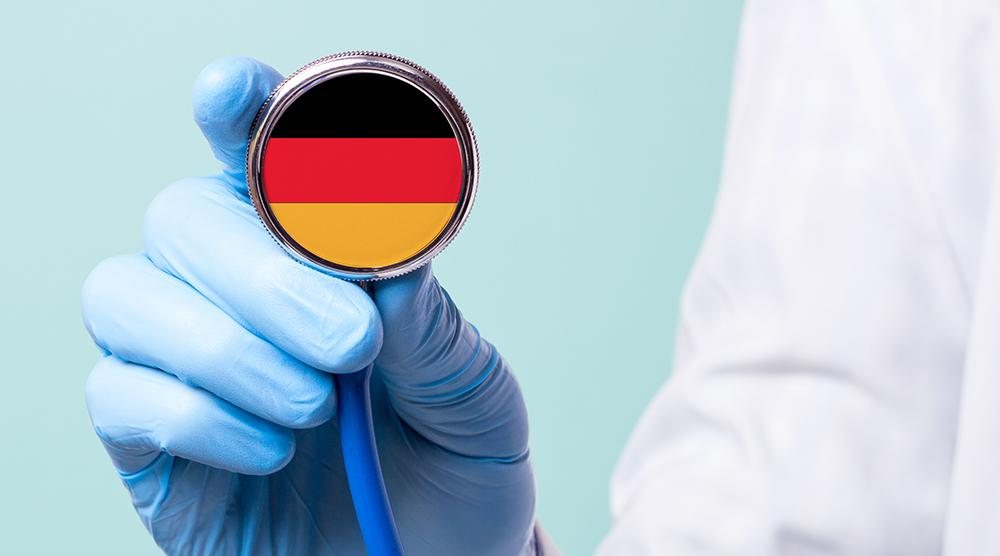 Dépenses de santé:  France versus Allemagne