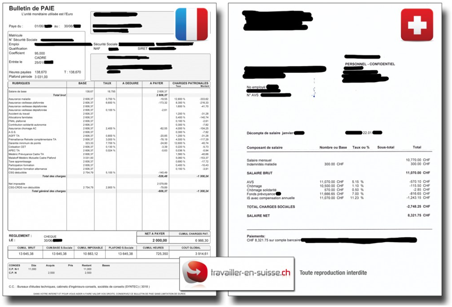 bulletin de paie simplifi 233 clarification ou enfumage fondation ifrap