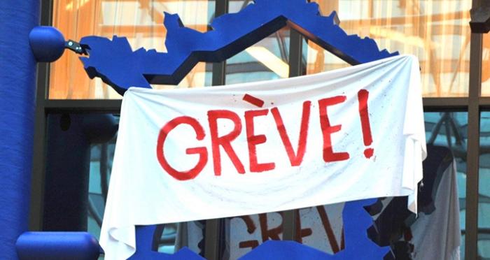 82ffe801c23 Il n existe pas de statistiques officielles et fiables des jours de grève  en France et les dernières statistiques sur les journées de grève dans la  fonction ...