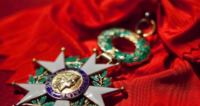 Médaille Ordonnance d/'Honneur des Eaux et Foréts